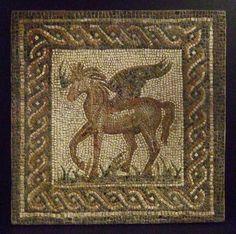 Roman Mosaic | Cordoba, Spain... Been to Cordoba, Spain it's amazing