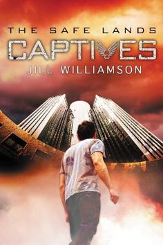 WINNER--Literature for Young Adults--Captives by Jill Williamson