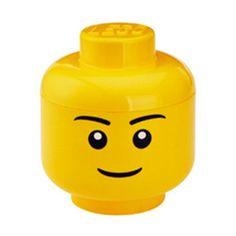 Box LEGO Kopf Junge L, 19€, jetzt auf Fab.