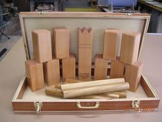 KUBB: The Game For all Ages