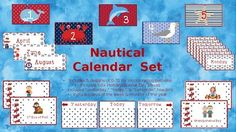 This product contains 56 pages that include everything you need for a morning calendar time routine in an early learning classroom. Inside you will find: - 0 to 31 numeral pieces in 5 designs to incorporate patterns into your calendar time - 60+ Holiday and Special day pieces plus blank pieces to create your