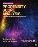 Propensity score analysis : statistical methods and applications / Shenyang Guo, Mark W. Fraser.    2nd ed.    SAGE, 2015