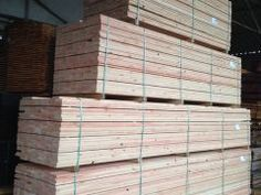 Handelsonderneming Berg | Nieuwe en gebruikte bouwmaterialen | Westland | Ho-Berg - Douglas vlonderdelen gedroogd