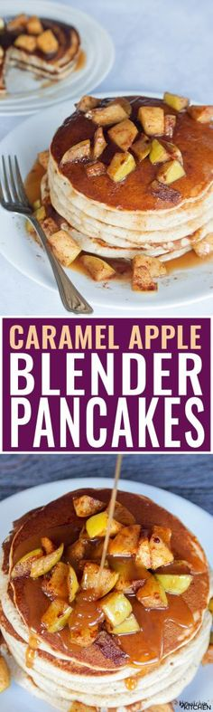 Caramel Apple Blende