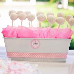 Baptism Cake Pops (picture only)