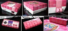 custom Kirby 20th anniversary NES by Zoki64 on deviantART