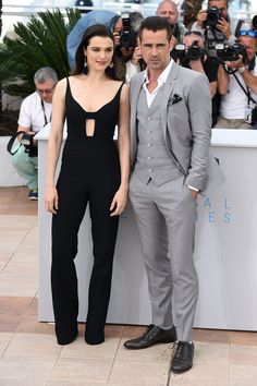 Pin for Later: All the Gorgeous Stars at the Cannes Film Festival Rachel Weisz and Colin Farrell