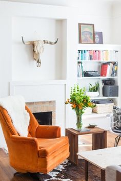 5 Key Ingredients to Your Most Livable Living Room Yet | Apartment Therapy