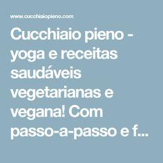 Cucchiaio pieno - yoga e receitas saudáveis vegetarianas e vegana! Com passo-a-passo e fotografia.: Biscoito de queijo chipa