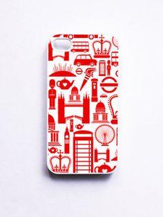 iPhone 4 Case - London Calling