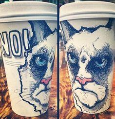 gobelets à café illustrés coffeecupart08