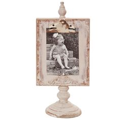 Found it at Wayfair - Shabby Elegance Clipboard Tabletop Picture Frame