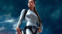 Angelina Jolie Old Age   Lara Croft: Tomb Raider (2001) Pictures, Angelina Jolie, Pictures