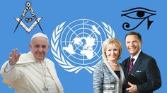 Kenneth Copeland and Pope Francis Forming One World Religion