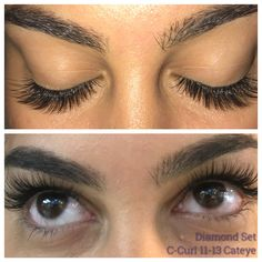 Don't you just love fluffy and luscious lashes?! Visit our Madison Spa for a Diamond Set. 212-517-5522