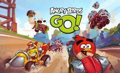 ANGRY BIRDS GO! el juego de carreras de karts de los Angry Birds    La empresa Rovio, creadora de la saga de juegos de Angry Birds, ahora no...