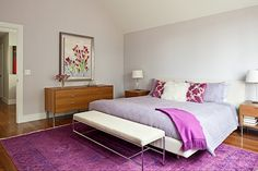 Radiant Orchid, design