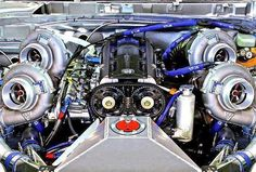 Toyota Supra 2JZ Quad Turbo OMG! Yes please!!!