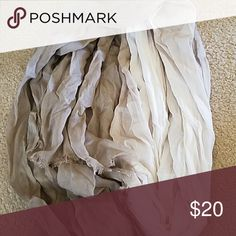 Tommy bahama ombre scarf Ombre brown into cream Tommy Bahama Accessories Scarves & Wraps