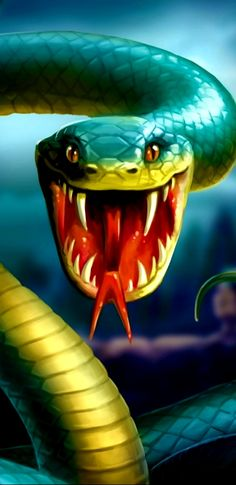 Snake Wallpaper, Apple Wallpaper, Fantasy, Snakes, Wallpapers, Home, Animales, Art, Pretty Pictures