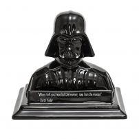 Skarbonka Star Wars Darth Vader - ceramiczna z cytatem  #skarbonka #gwiezdnewojny #darthvader