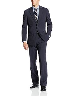 Jones New York Men's Graham Mini Stripe 2 Button Side Ven... https://www.amazon.com/dp/B00GV7NKP8/ref=cm_sw_r_pi_dp_x_QHJjyb0XG3NFX