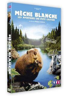 Mèche Blanche, les aventures du petit castor 2008