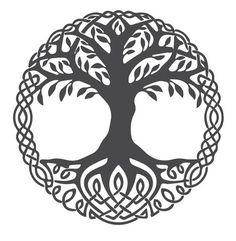 Wikinger Symbole, nordische Runen und ihre Bedeutung als Tattoos – Dekoration Ha… Viking symbols, nordic runes and their meaning as Norse Tattoo, Fenrir Tattoo, Yggdrasil Tattoo, Viking Tattoo Symbols, Warrior Symbols, Norse Mythology Tattoo, Inca Tattoo, Viking Tattoo Design, Runes Nordiques