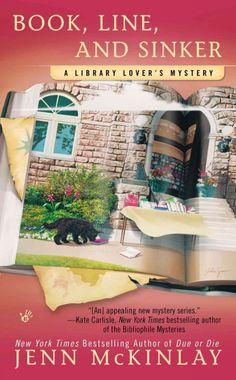 Book, Line, and Sinker | Jenn McKinlay
