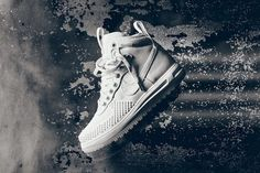 http://SneakersCartel.com Nike Lunar Force 1 Duckboot 'White Ice' #sneakers #shoes #kicks #jordan #lebron #nba #nike #adidas #reebok #airjordan #sneakerhead #fashion #sneakerscartel