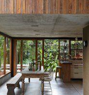 Un escalier à claire-voie - Marie Claire Maison