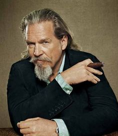Jeff Bridges, Cigar