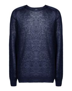 a p c Crewneck Sweater Men - thecorner.com - The luxury online boutique devoted to creating distinctive style