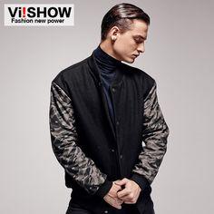 http://fashiongarments.biz/products/viishow-camouflage-jacket-men-brand-winter-coat-mens-camouflage-parka-men-black-casual-jacket-suit-clothes-mc52846/,    Viishow Camouflage Jacket Men Brand Winter Coat  Mens Down Camouflage Parka Men Black Casual Jacket Suit Clothes  Product Detail:  Winter Viishow 100% brand new slim fit coat men  Color:(as picture)  Item:mens Slim fit coat  Style:warm jacket  Size:M-5XL (Plus size)  Sleeve Length:Long Sleeve  Feature:Single breasted coat men…