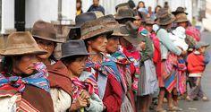 En Bolivia el 37% de mujeres y campesinos viven en la extrema pobreza