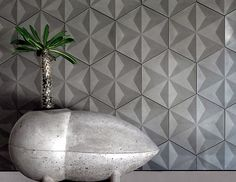 Daniel Ogassian tiles Handmade tiles can be colour coordinated and customized re. shape, texture, pattern, etc. by ceramic design studios