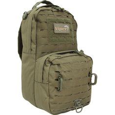 Lazer 24 Hour Pack van Viper Tactical Gear. Deze lichtgewicht pack is voorzien van meerdere vakken met ritssluiting. Inclusief V-locks. https://www.urbansurvival.nl/product/lazer-24-hour-pack/