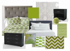 what do you think of green with the grey ???