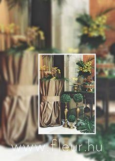 LEO  Party decoration www.fleur.hu