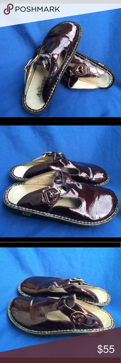 Alegria size 37 Gently used Shoes Mules & Clogs