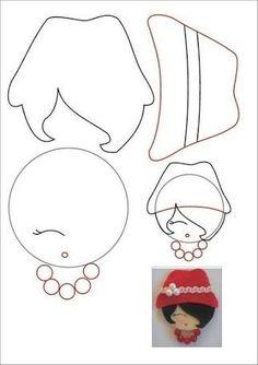 Resultado de imagen para cappuccetto rosso fIESTA