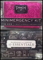 My favourite thing in my #ChristmasStocking this year was the #MinimergencyKit for her! It is full of handy things for any beauty blunder. #musthave