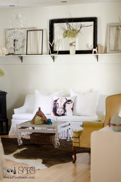 Simmons Lowell Espresso Living Room Furniture 875 Pinterest