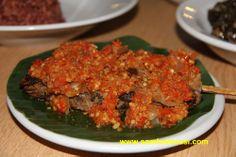 Cakalang Fufu Rica Manado, Beef, Fish, Foods, Drink, Meat, Food Food, Food Items, Beverage