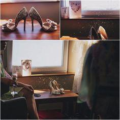 Kurt Geiger wedding shoes.