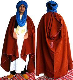 Moroccan Burnoose