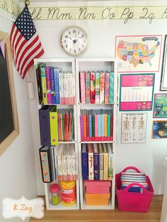 AG Design | Craft | Create: Our School Classroom UPDATED
