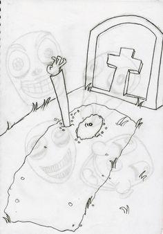 017 - Enterrado vivo