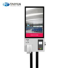 Source China Manufacturer Touchscreen Self Service Payment Kiosk For Restaurant on m.alibaba.com