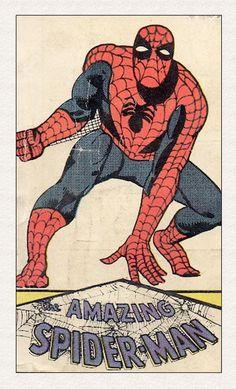 ditko spider man | Share